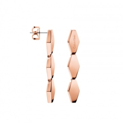 Calvin Klein Snake Drop Earrings KJ5DPE100100