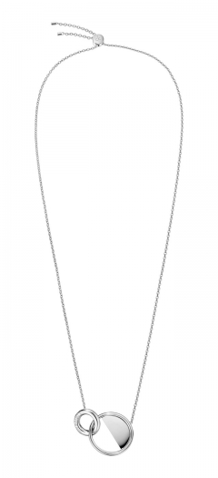 Calvin Klein Locked Short Necklace KJ8GMN000100