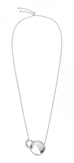 Calvin Klein Locked Short Necklace KJ8GMN000100