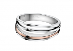 CALVIN KLEIN Breathe Closed Bangle
