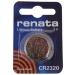Pin RENATA CR2320.CU