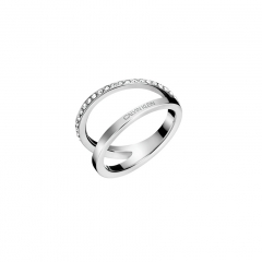 CALVIN KLEIN Outline Ring KJ6VMR040108