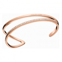 CALVIN KLEIN Outline Open Bangle KJ6VPF14010S