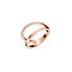 CALVIN KLEIN Outline Ring KJ6VPR140108
