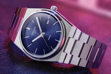 Tissot PRX 40 205 Chiếc đồng hồ của hiện tại và quá khứ
