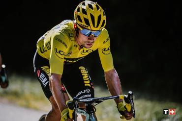 Nhà vô địch đua xe đạp Primož Roglič, đại sứ Tissot mới