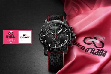Cơ hội trúng đồng hồ Tissot cùng Giro d'Italia Edition