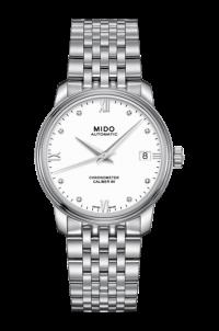 MIDO BARONCELLI CHRONOMETER SILICON LADY M027.208.11.016.00