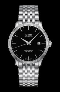 MIDO BARONCELLI CHRONOMETER SILICON GENT M027.408.11.051.00
