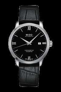 MIDO BARONCELLI CHRONOMETER SILICON GENT M027.408.16.058.00
