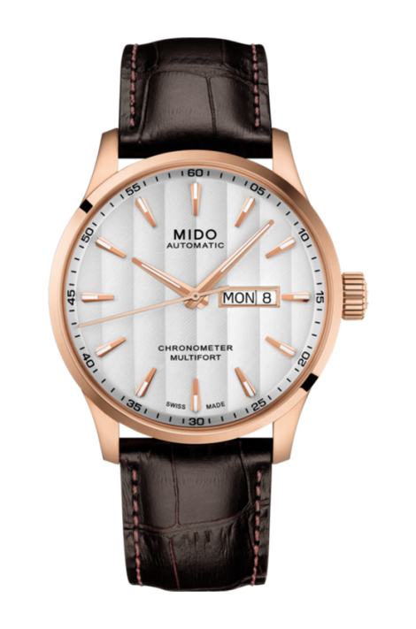 MIDO MULTIFORT CHRONOMETER M038.431.36.031.00