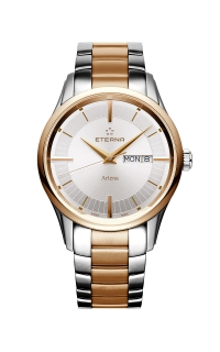 ETERNA ARTENA DAY DATE ∅ 40 MM 2525.53.11.1725