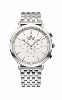ETERNA ETERNITY FOR HIM QUARTZ CHRONOGRAPH Ø 42 MM 2760.41.10.1745