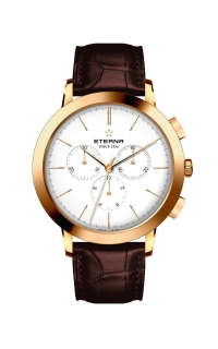 ETERNA ETERNITY FOR HIM QUARTZ CHRONOGRAPH Ø 42 MM 2760.56.11.1415