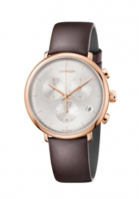 CALVIN KLEIN HIGH NOON CHRONOGRAPH K8M276G6