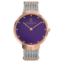 CHARRIOL SLIM WATCH 34MM ST34CP.560.024