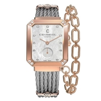 CHARRIOL ST-TROPEZ MANSART WATCH STREPD2.560.001