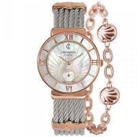 CHARRIOL ST-TROPEZ WATCH 30MM ST30PI.560.010