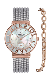 Charriol ST-TROPEZ Watch 30mm ST30PC.560.020
