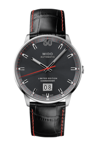 MIDO COMMANDER BIG DATE 60TH ANNIVERSARY LIMITED EDITION M021.626.16.081.00