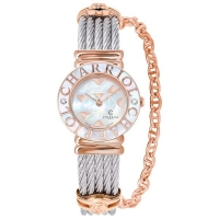CHARRIOL ST-TROPEZ ORIGAMI WATCH 24.5MM 028PCD1.540.RO028