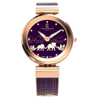 CHARRIOL FOREVER ELEPHANT WATCH 32MM FE32.A02.013