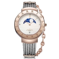 CHARRIOL ST-TROPEZ MOONPHASE WATCH 35MM ST35CP.560.025