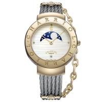 CHARRIOL ST-TROPEZ MOONPHASE WATCH 35MM ST35CY.560.026