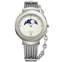 CHARRIOL ST-TROPEZ MOONPHASE WATCH 35MM ST35SD1.560.024
