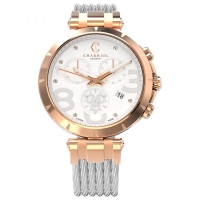 CHARRIOL CELTICA HEART LADY CHRONO WATCH 37MM C36P.51.004