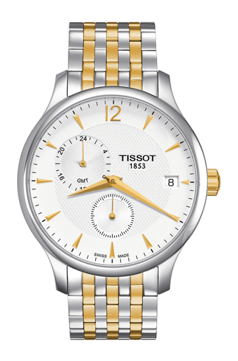 TISSOT TRADITION GMT T063.639.22.037.00