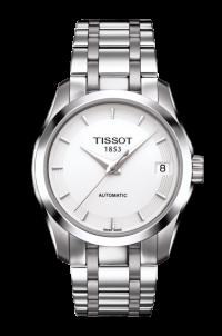 TISSOT COUTURIER AUTOMATIC LADY T035.207.11.011.00